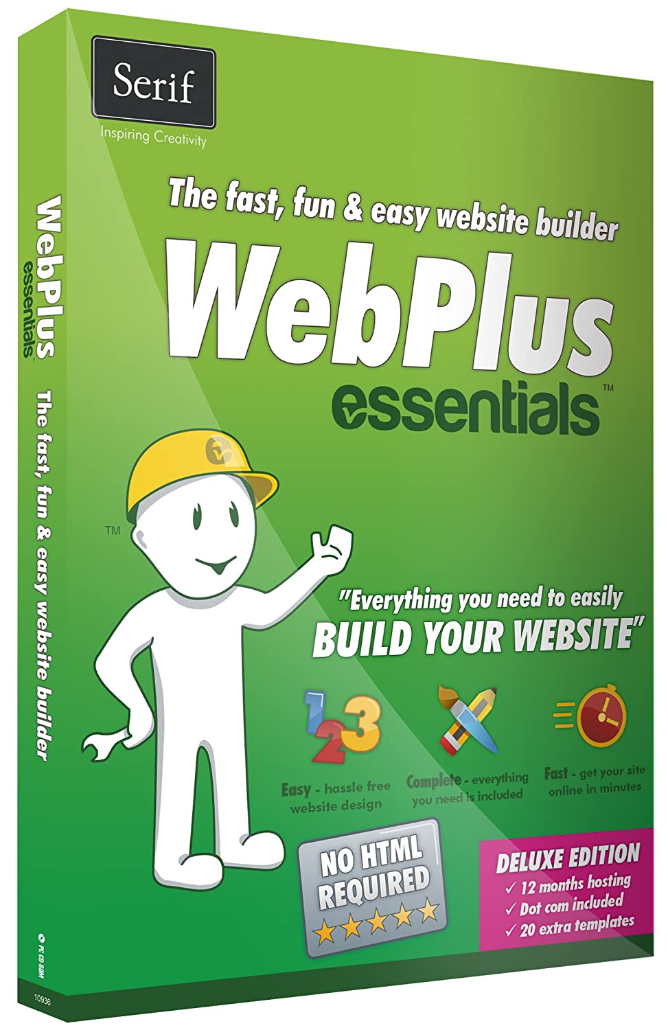 Amazon.com: Serif WebPlus Essentials: Software