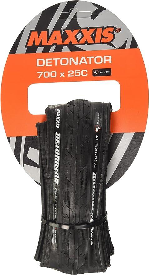 Amazon.com: Maxxis Detonator M203 entrenamiento de bicicleta ...