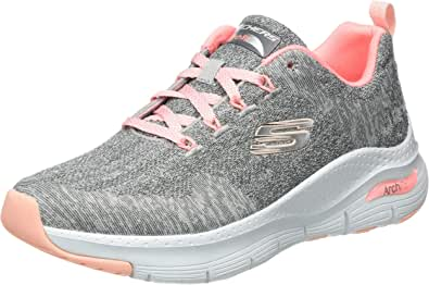 Skechers Arch Fit-Comfy Wave, Zapatillas Mujer