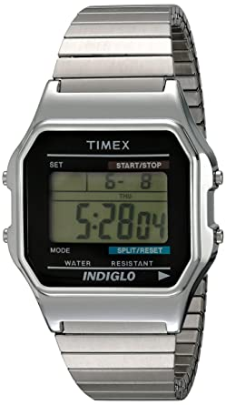 b8fdea63d Buy Timex Men's Classic Digital Watch Online at Low Prices in India -  Amazon.in