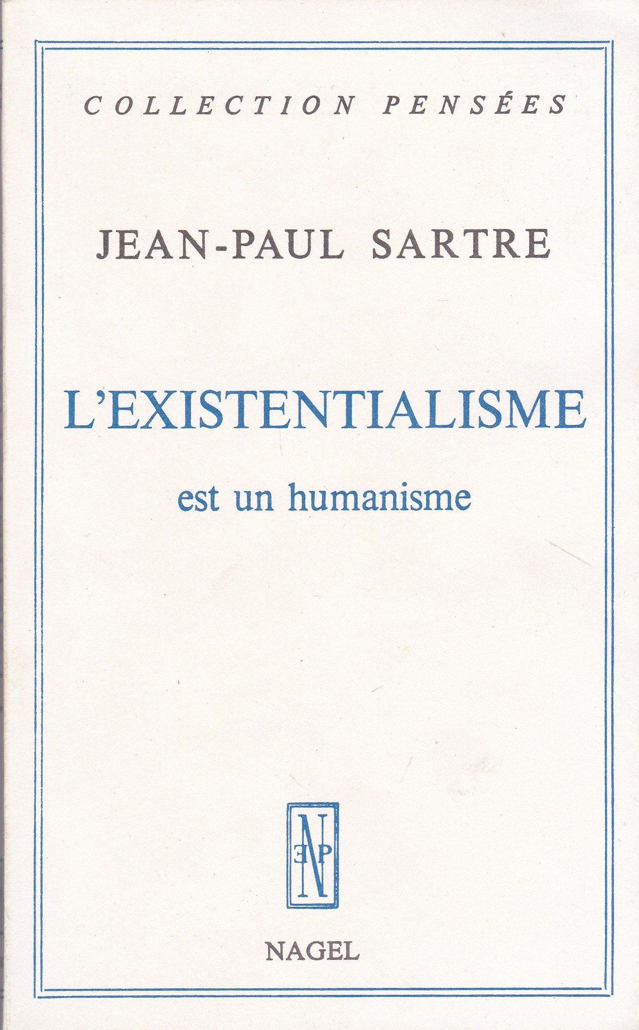 expose sur l existentialisme