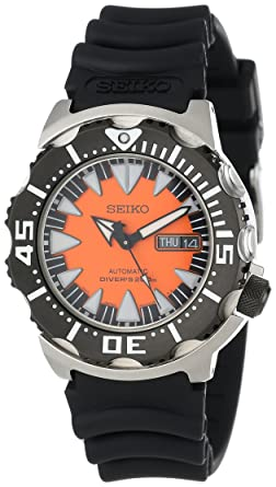 amazon com seiko men s srp315 classic stainless steel automatic seiko men s srp315 quot classic quot stainless steel automatic divers watch