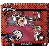 Simba-9413097 Prodigiosa Ladybug por un Lado Maquillaje por ...