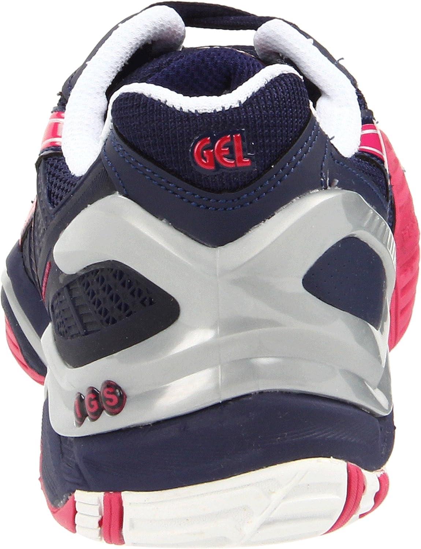Asics Gel Zapatos Resolución 4 Pistas JTBYl50ocD