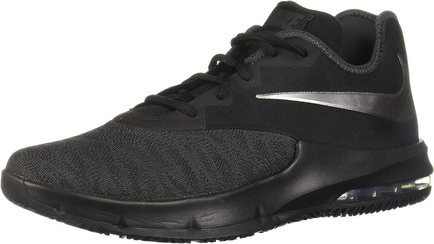 Nike Air MAX Infuriate III Low, Zapatillas de Baloncesto para ...