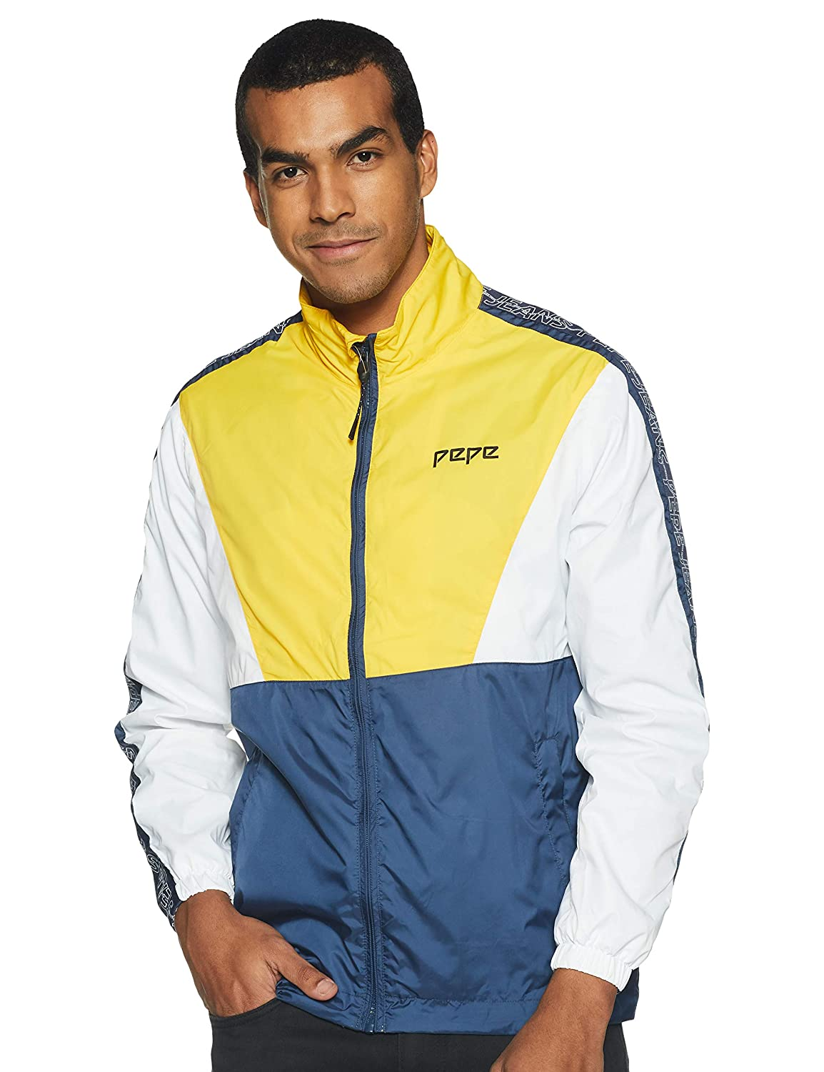 Buy Pepe Jeans Men Jacket At Amazon In