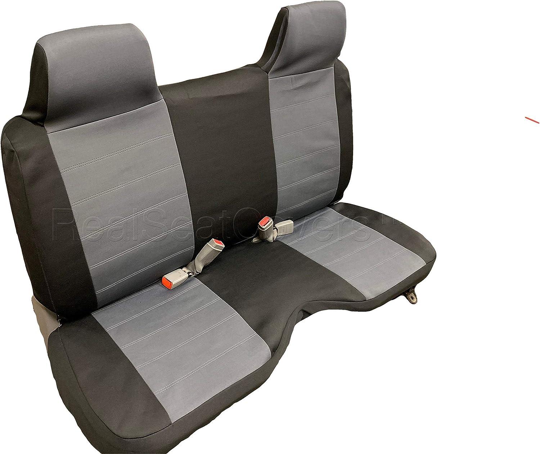RealSeatCovers Waterproof Neoprene Seat Cover