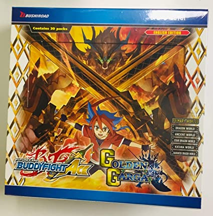 Ultimate Unite Booster Box Future Card Buddyfight BFE-S-CBT03