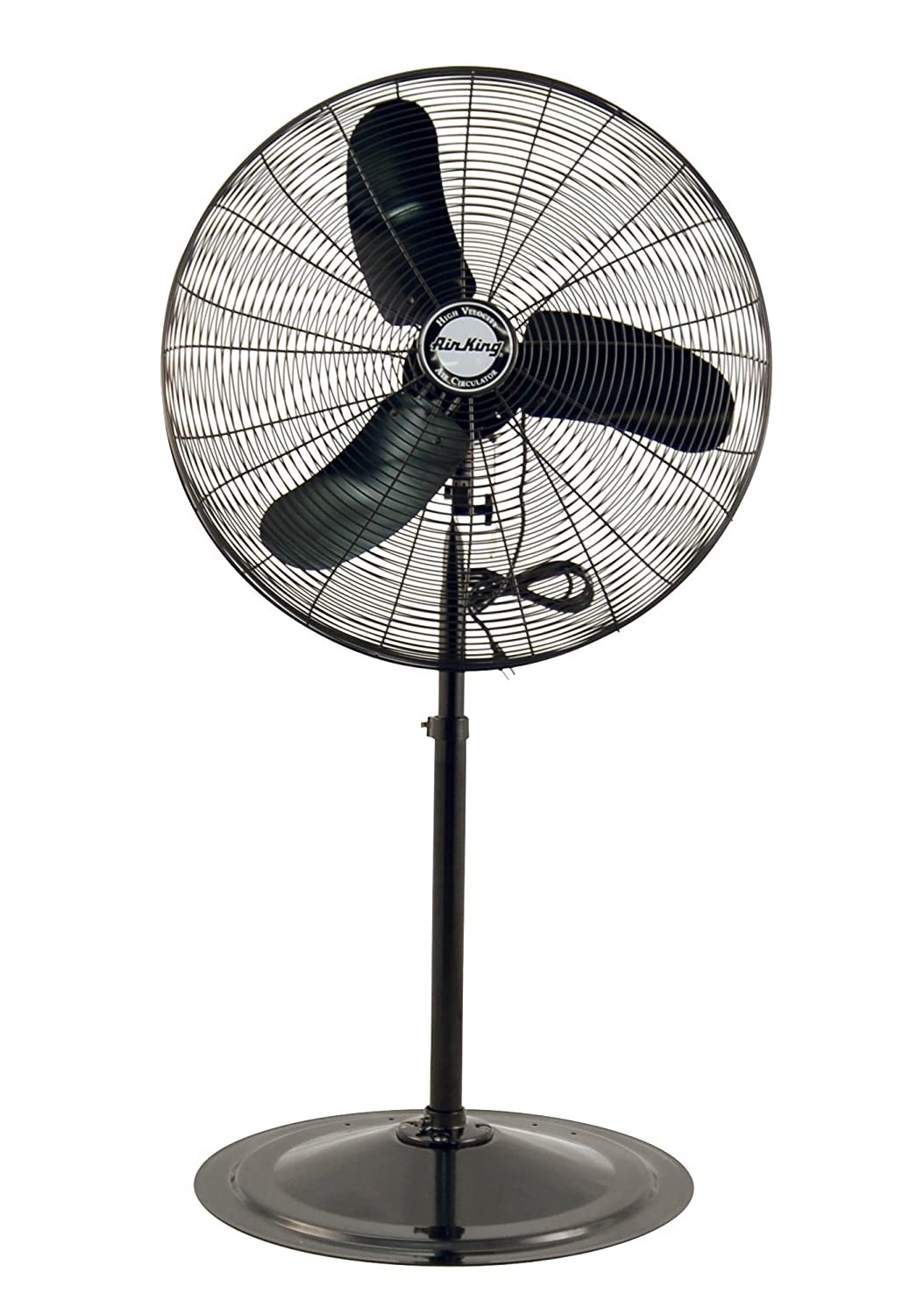 low in fan pedestal dp industrial online buy green at prices inch almonard