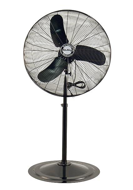 Air King 9175 30 Inch Industrial Grade Oscillating Pedestal Fan
