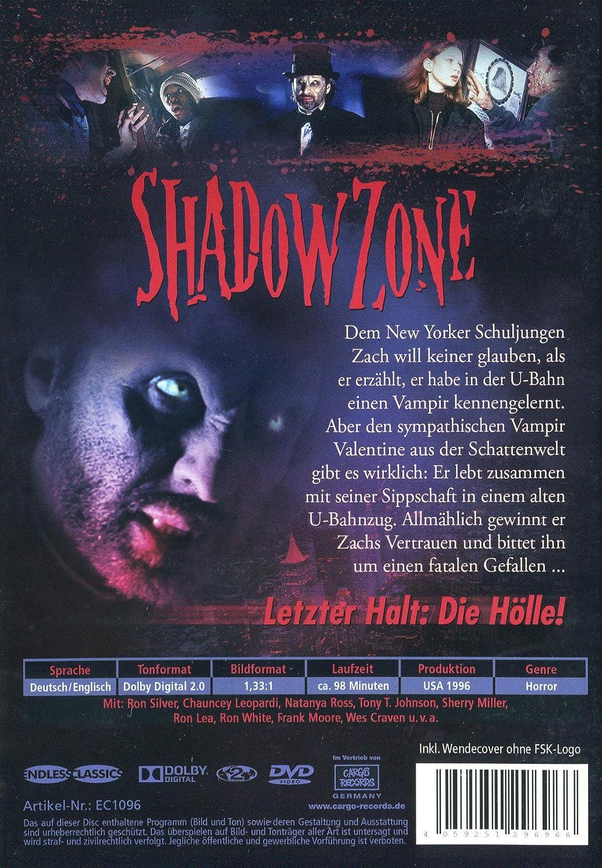 Shadowzone - Die Vampire von Manhattan Alemania DVD: Amazon ...