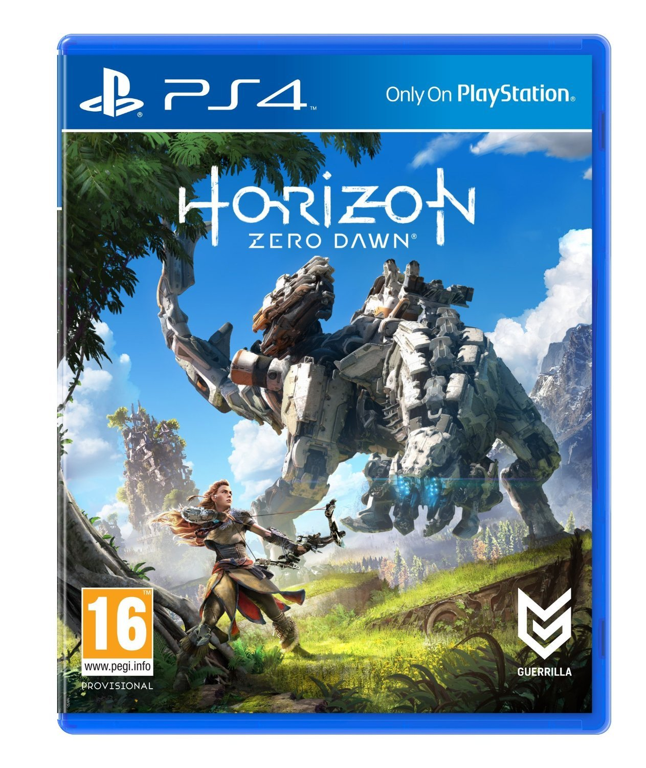Horizon Zero Dawn (PS4) product image
