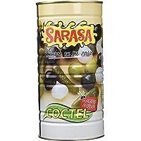 Sarasa Coctel en Aceite de Oliva - Paquete
