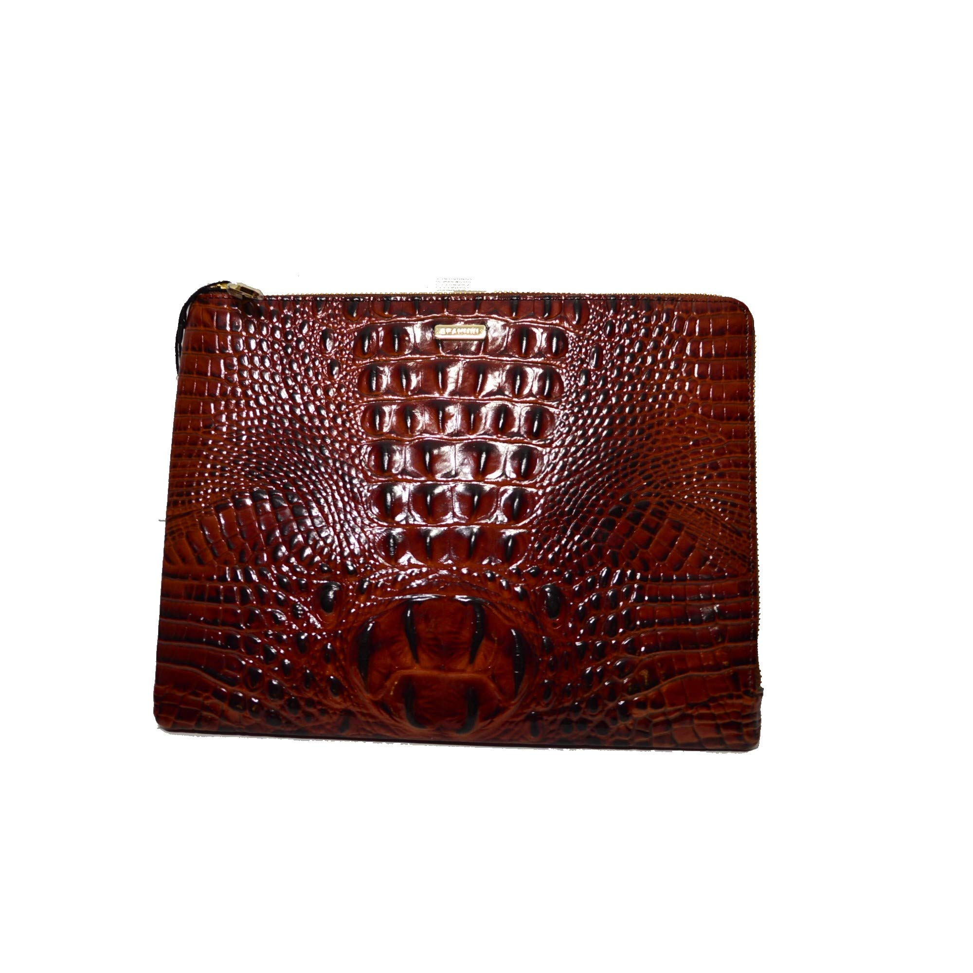Brahmin Rory Tech Tablet Cover Pecan Melbourne by Brahmin
