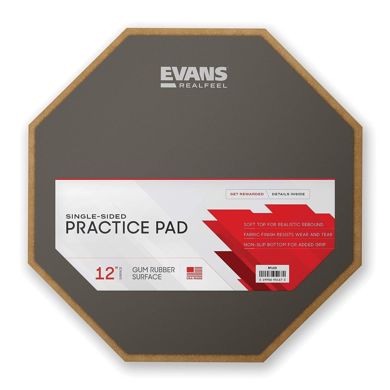 Pie para almohadilla de aprendizaje RealFeel de Evans.