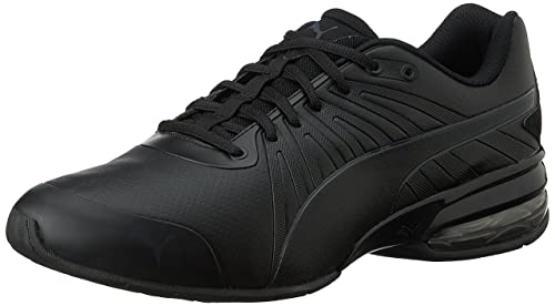 Puma Men s Cell Kilter SL Black and Periscope Mesh Running Shoes - 7  UK India 8ee7927dd