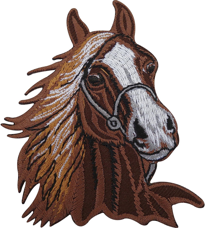 Caballo Parche Bordado insignia hierro en/coser en inglés, diseño de chica a caballo equitación Ecuestre ropa