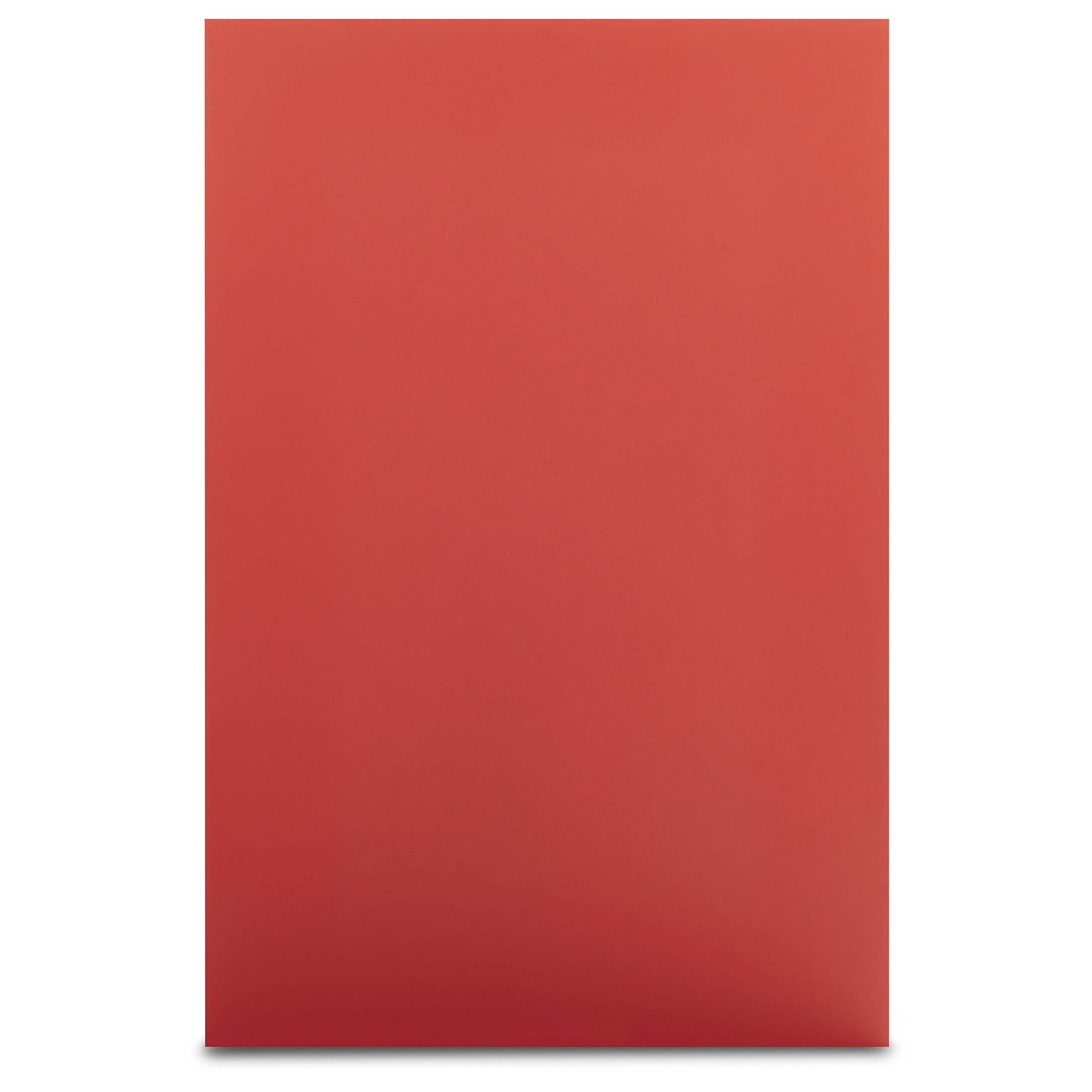 Elmer's Colored Foam Board , 20 x 30, Red, 10-Pack (950052)