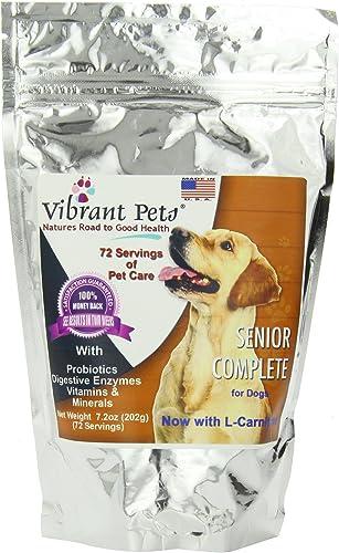 Vibrant Pets Senior Complete
