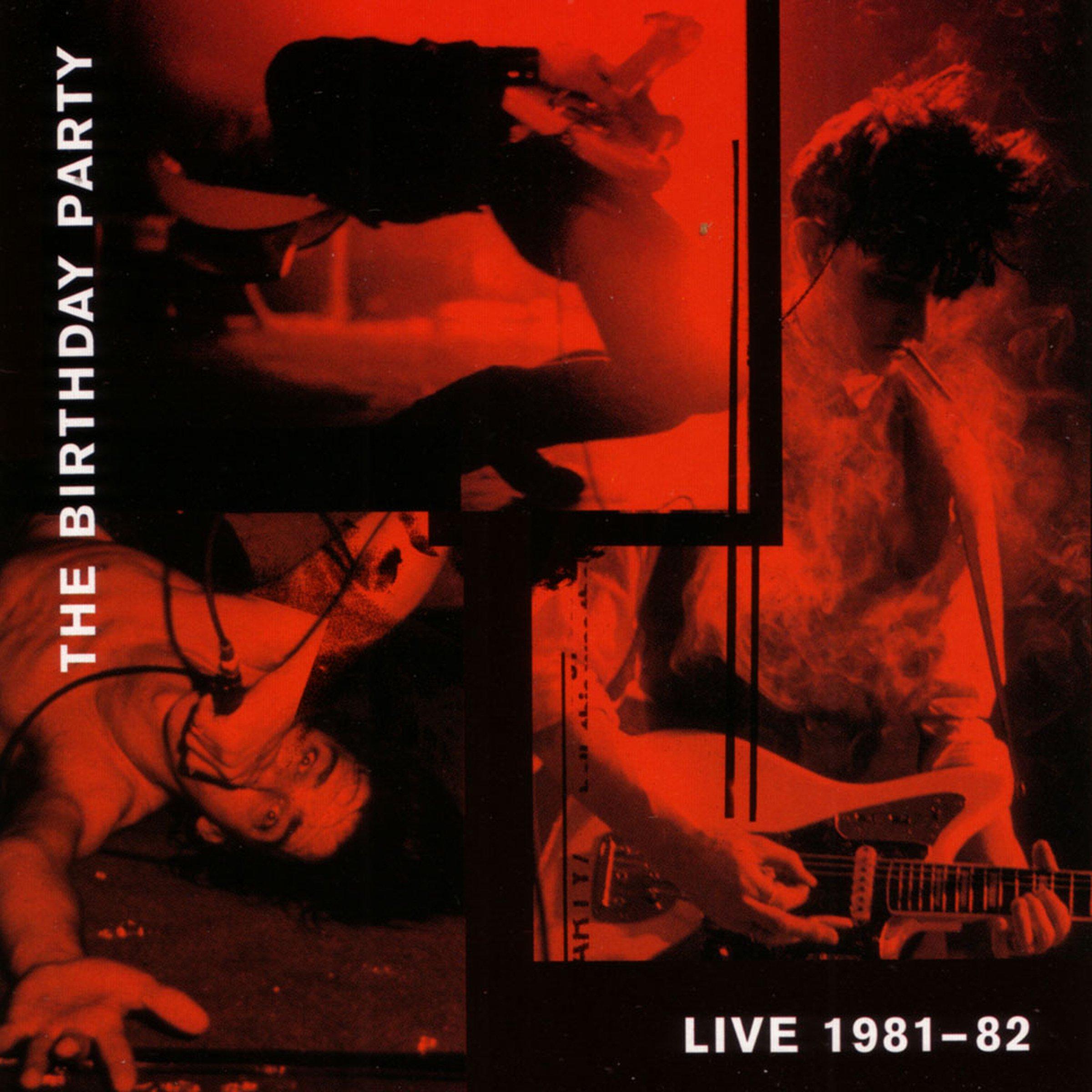 Vinilo : The Birthday Party - Live 81-82 (Bonus CD, 3 Disc)