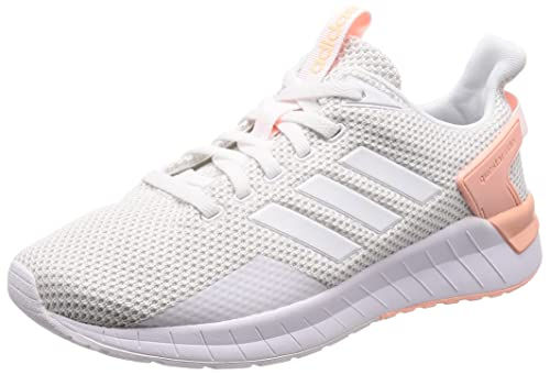 adidas Womens Questar Ride, Footwear White/Grey/HAZCOR, ...