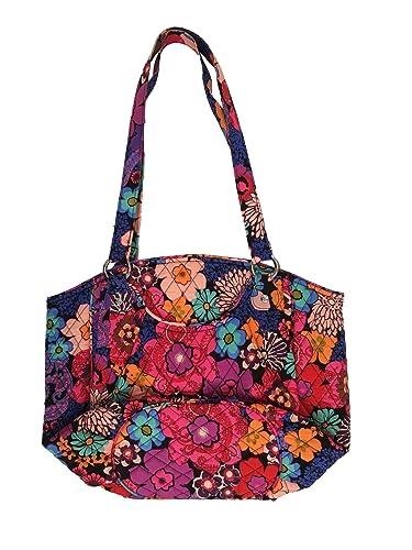 5a61a47587a0 Vera Bradley Glenna Shoulder Bag