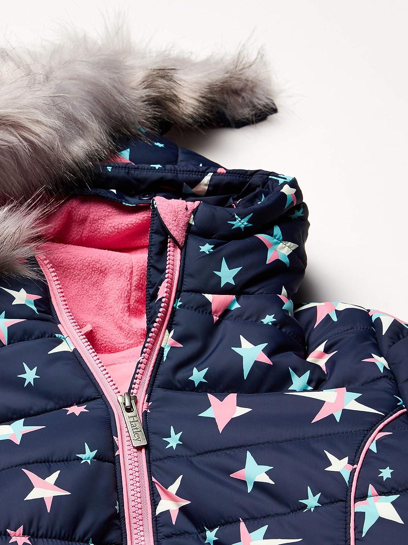 Hatley Puffer Coats Chamarra de plumas alternativa para Ni/ñas