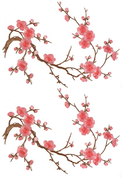 Asian style cherry blossom picuture share