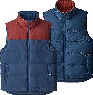 89f1d683f Patagonia M 'S REVERSIBLE Bivy Down Vest, Men, Men, M'S Reversible Bivy