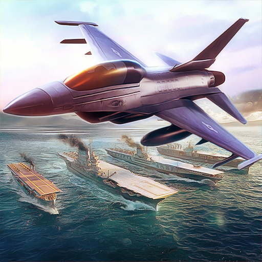 Call Of Fighter Jet Air Attack 3D: Aerial War Game 2019 (Best Shooting Games For Android 2019)