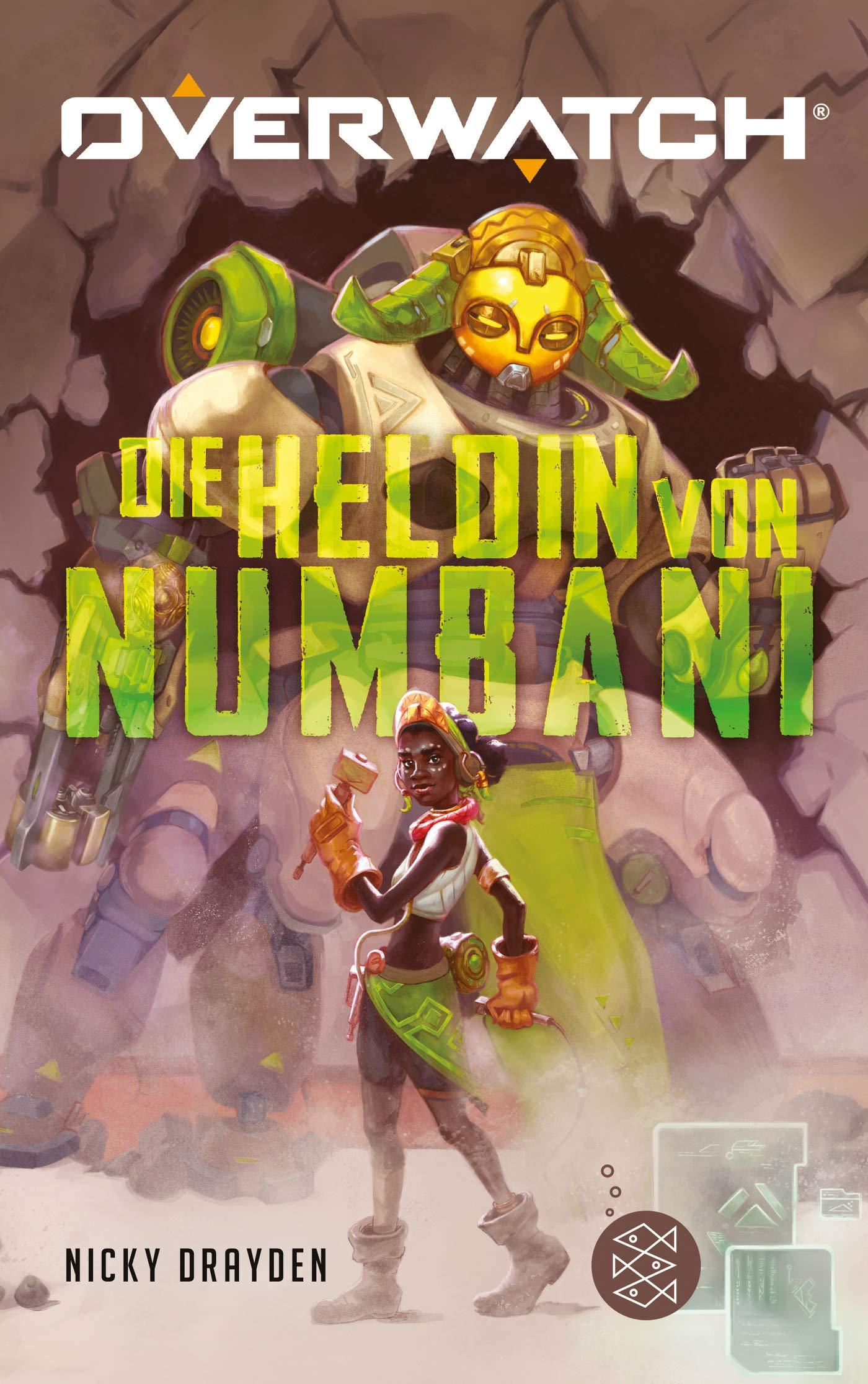 Overwatch - Die Heldin von Numbani: Amazon.es: Drayden, Nicky, Peterschmidt, Betsy, Fricke, Kerstin: Libros en idiomas extranjeros