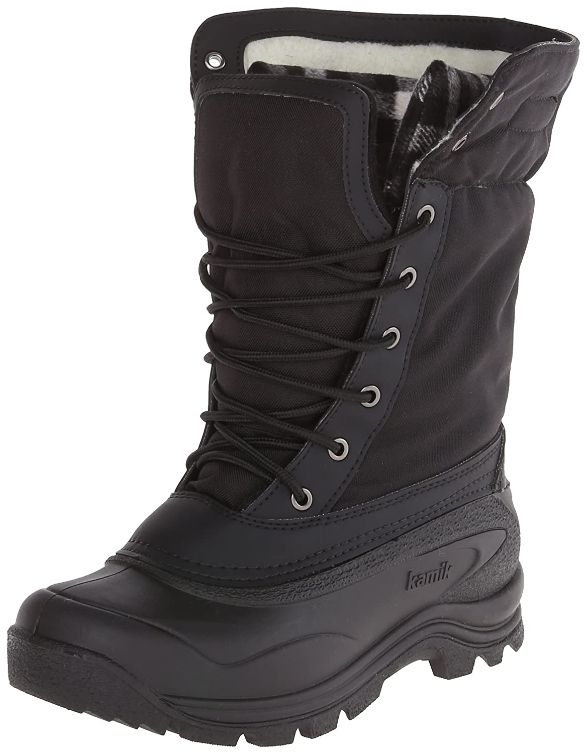 Kamik Women's B(M) Sugarloaf Boot B00HSYE7Y6 9 B(M) Women's US|Black 6c960d