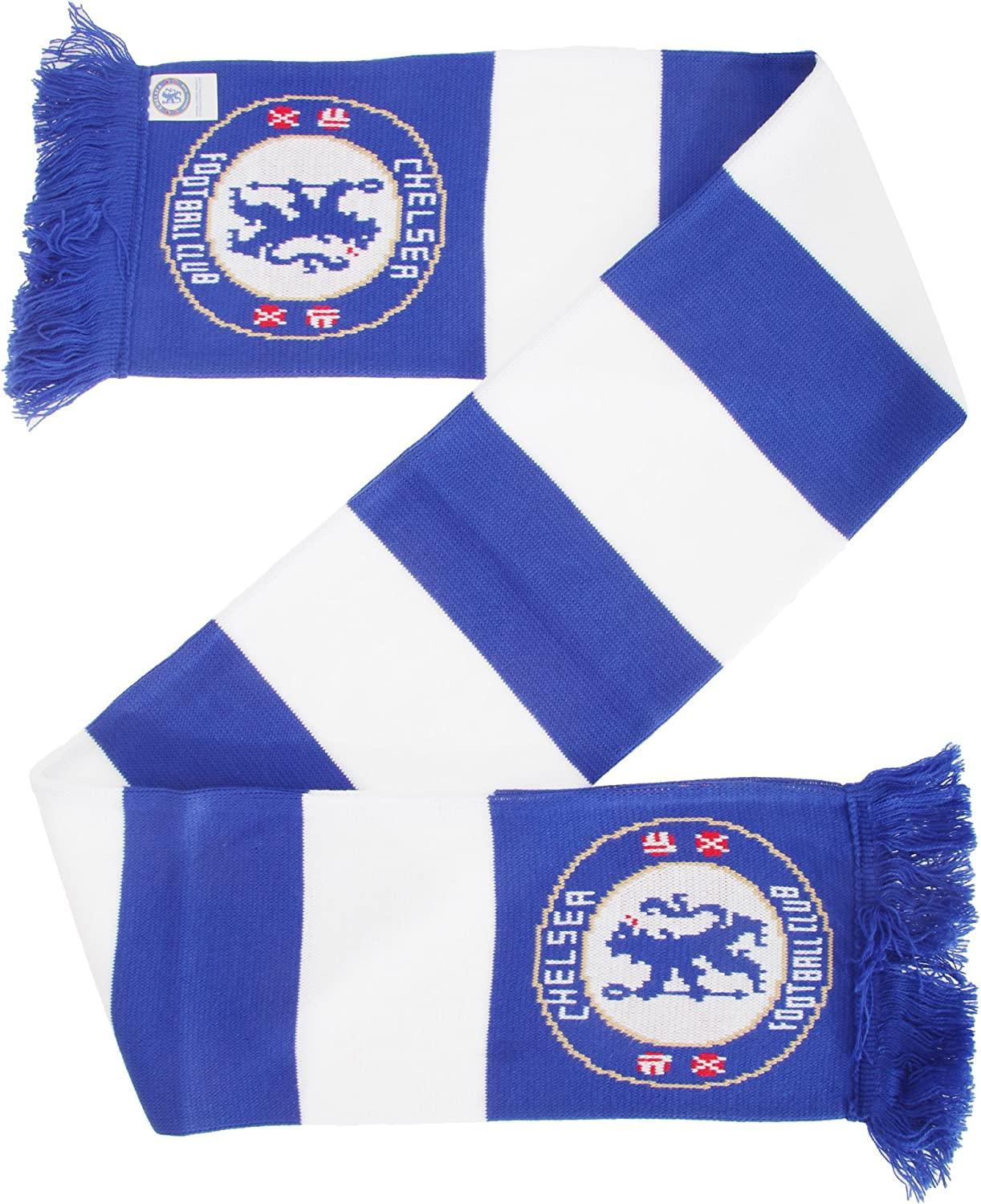 Authentic Official Licensed Soccer Scarf Chelsea F.C