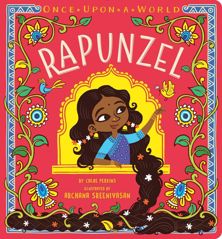 Rapunzel (Once Upon a World) pdf epub