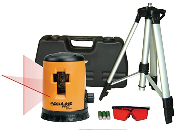 Best Valued Laser Level Kit: Johnson Level and Tool 40-0921