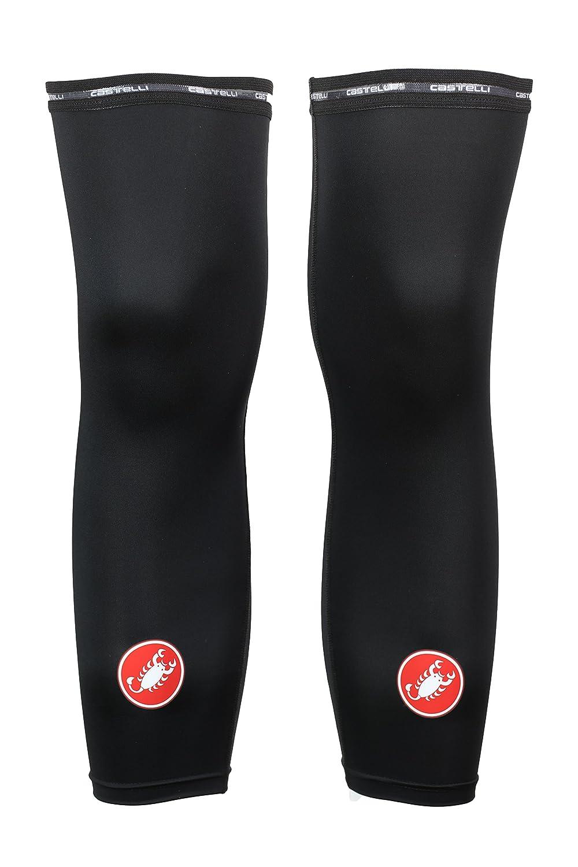 Castelli UPF 50 Knee Sleeves Black 2019