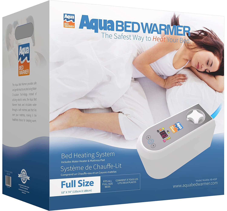 Aqua Bed Warmer Non electric Heater Blanket Full | Best ...