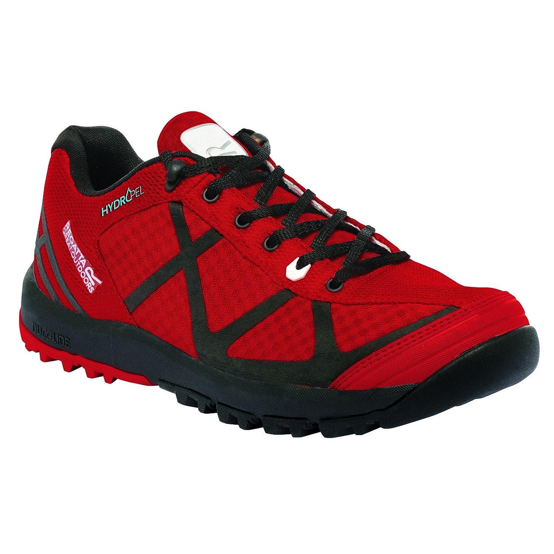 Regatta Hyper de Trail Low, ligero Trail Running Botas de senderismo para hombre Red Alert Talla:46 46|- Red Alert