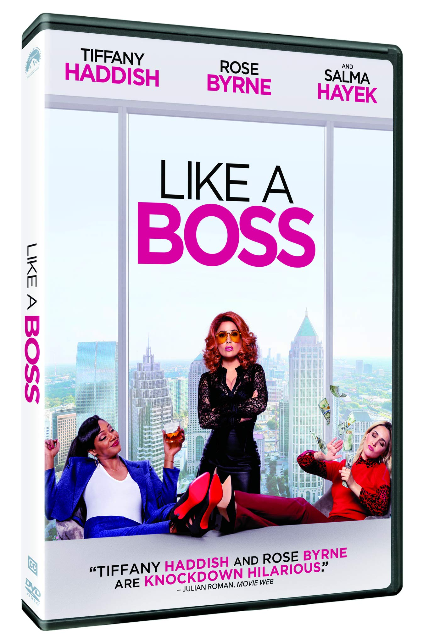 Book Cover: Like a Boss