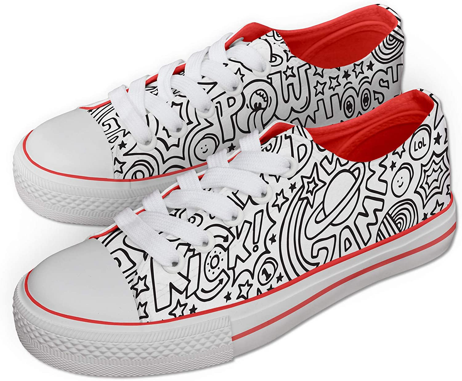 Jex Colour in Trainers