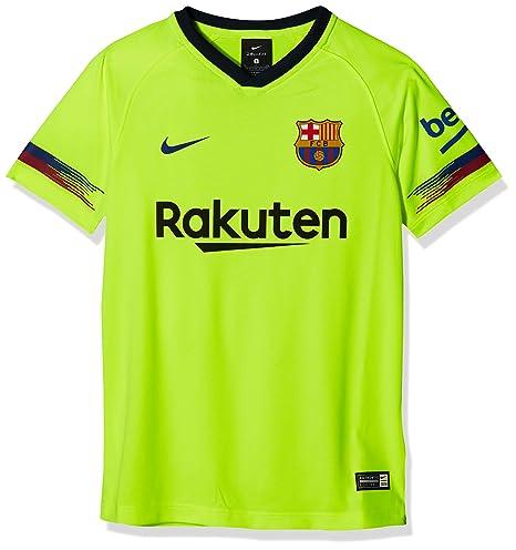 e3b61db6584 Nike FC Barcelona Breathe Away Camiseta de Niños  Amazon.es ...