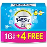 Kleenex Toilet Tissue Dry Soft, 200 Sheets  - 2 ply, 9+3 Rolls