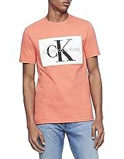 ba1479320644 Calvin Klein Men's Short Sleeve Monogram Logo T-Shirt