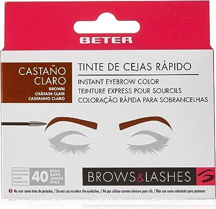 Beter Brow Instant Tinte Cejas Rápido Castaño Claro Set - 5 gr