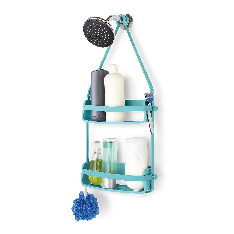 Amazon.com: Umbra Flex Shower Caddy, Surf Blue: Home & Kitchen