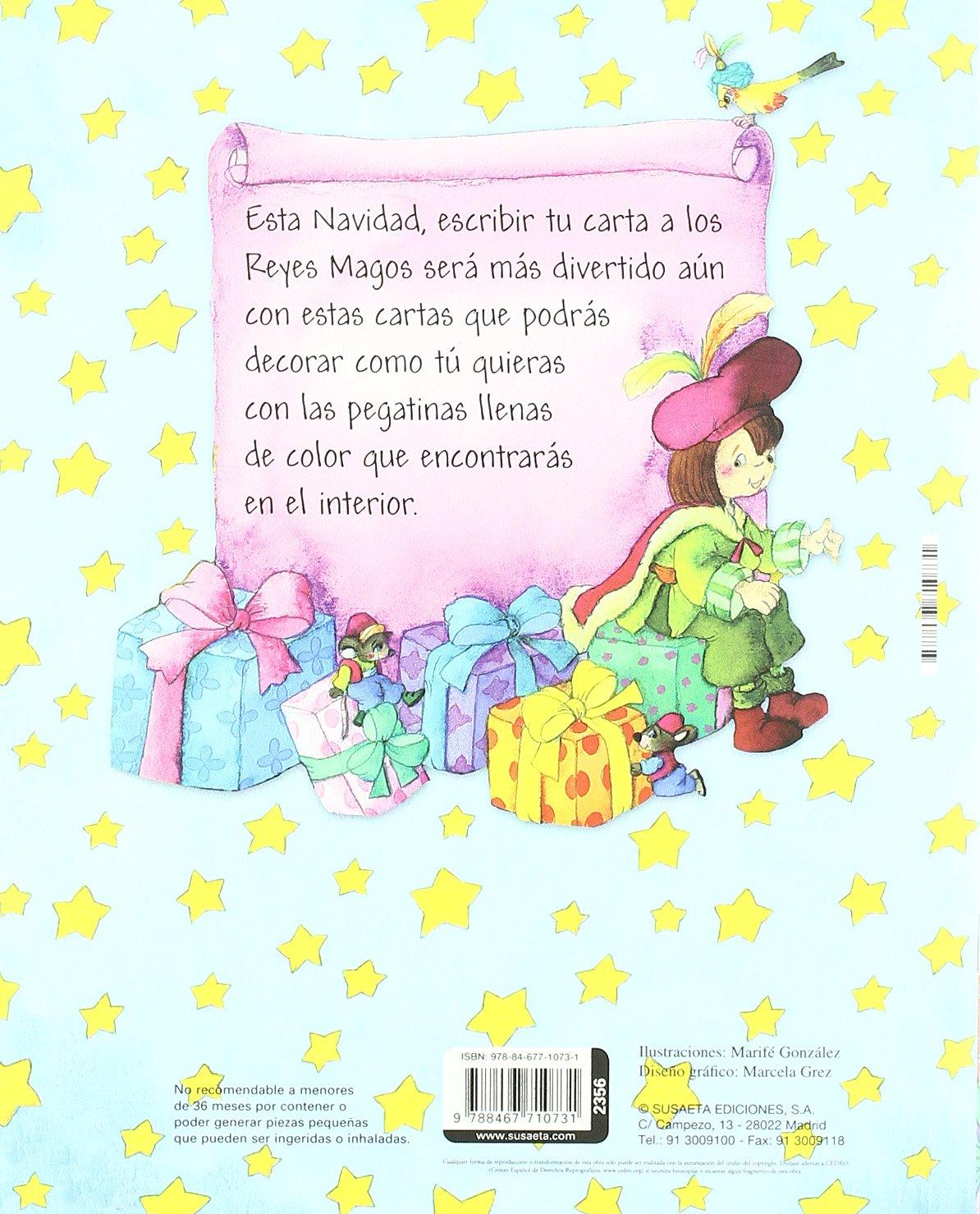 Carta a los reyes magos / Letter to Santa Claus (Spanish ...
