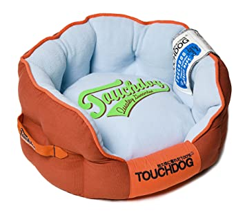 touchdog Original Castle-Bark Ultimate Redondeadas Premium Perro Cama: Amazon.es: Productos para mascotas