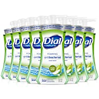Deals on 8-Pack Dial Complete Antibacterial Foaming Hand Soap 7.5 Oz