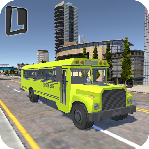 Game:School Bus Parking And Driving Simulator 2019
