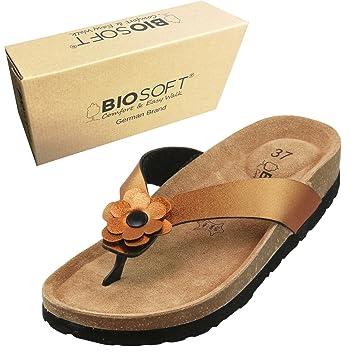 d7d8957d6c523d BIOSOFT Women s Flip Flop Sandals